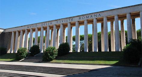 Museo della Civilta Romana James Bond SPECTRE