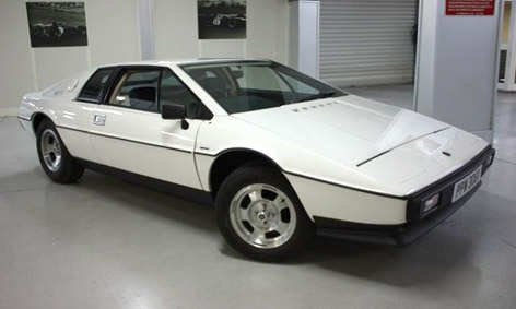 lotus esprit james bond replica for sale