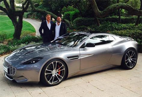 Aston Martin Thunderbolt Amelia Island Concours