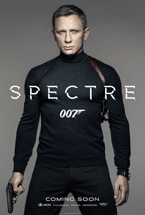 james bond teaser image poster