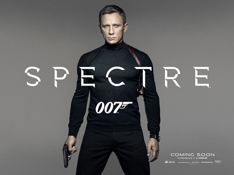 spectre teaser james bond ppk