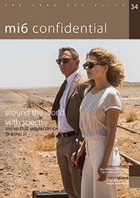 mi6 confidential 34 cover Spectre