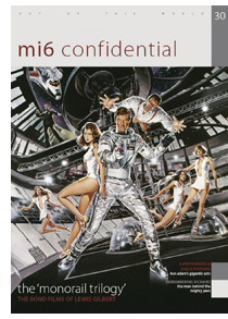 mi6 confidential 30 cover