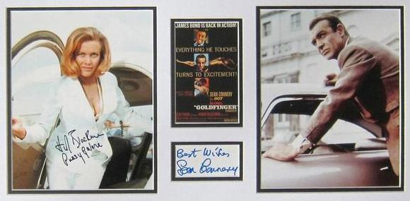 sean connery signature auction photo aston martin 2