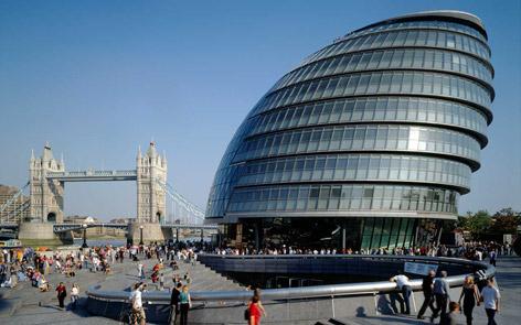 london city hall spectre