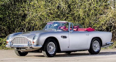Bonhams Achieves New Record For Aston Martin Works Sale Bond Lifestyle
