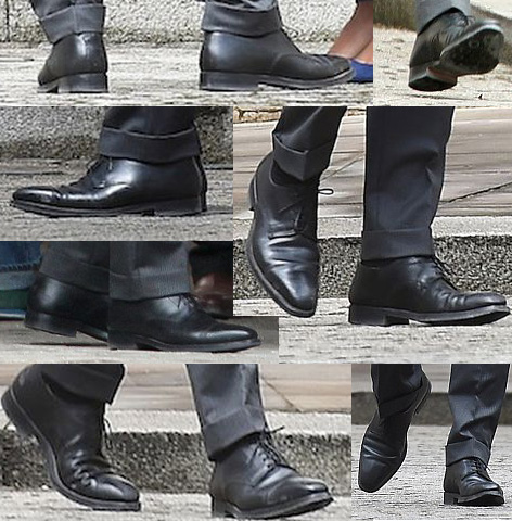crockett jones shoes spectre james bond daniel craig london spectre