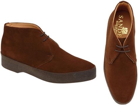 sanders playboy chukka boots
