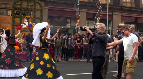 day of the dead festival mexico spectre sam mendes