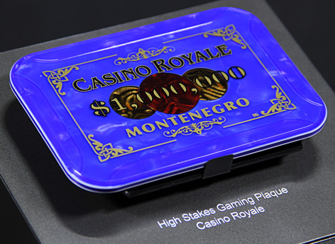 Prop Store Auction casino royale 1000000 million chip
