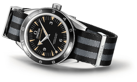 Omega Seamster SPECTRE limited edition