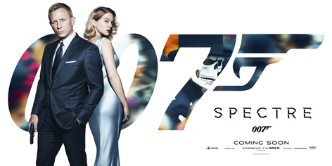 spectre james bond landscape banner