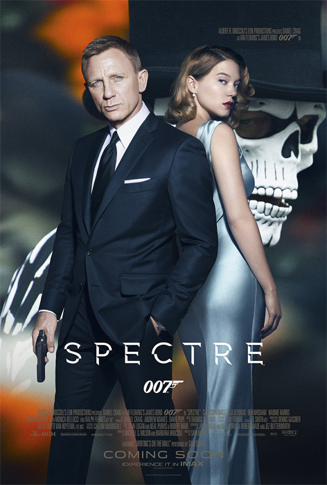 spectre poster tom ford suit