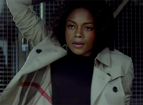 Eve Moneypenny Burberry Sony Made For Bond commercial
