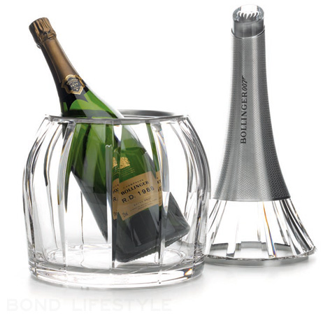 bollinger crystal limited edition spectre