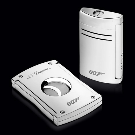 ST Dupont SPECTRE Access collection lighter cigar cutter
