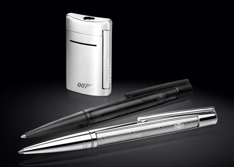 ST Dupont Access collection lighter and pen