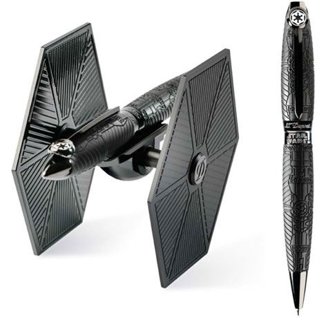 star wars tie fighter st dupont pen