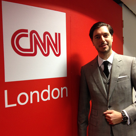 CNN Remmert van Braam Bond Lifestyle London