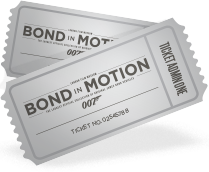 bond in motion tickets
