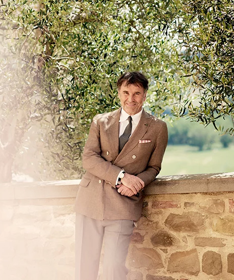 Brunello Cucinelli Mr Porter interview