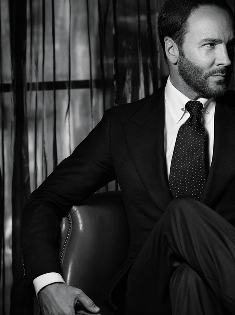 Tom Ford Mr Porter Interview