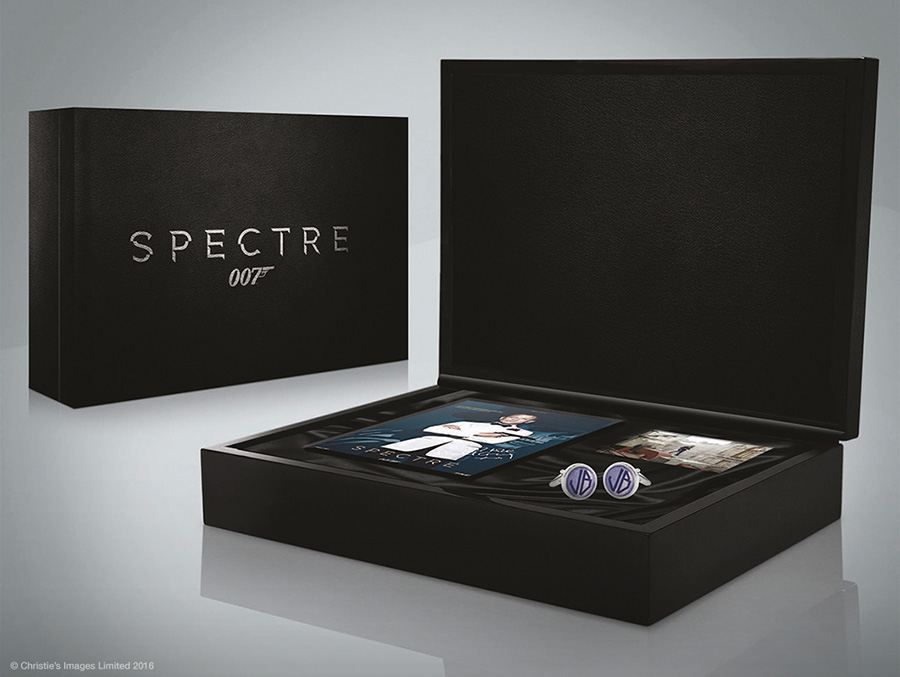 Aston Martin Db10 And Other Spectre Memorabilia On Auction