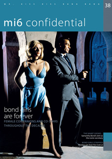 mi6 confidential 38 cover