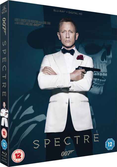 Blu-ray SPECTRE