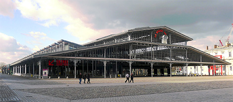 La Grande Halle de la Villette Paris James Bond Designing 007