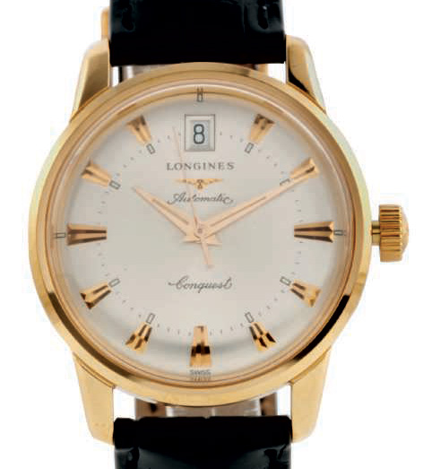 longines rose gold spectre m