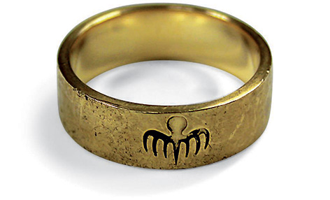 spectre ring gold