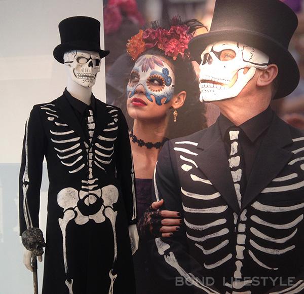 4af1ba4c65d spectre day of dead james bond mask skull cane. SPECTRE Day of the Dead  costume