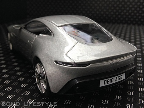Corgi Aston Martin DB10 1 36 back 2