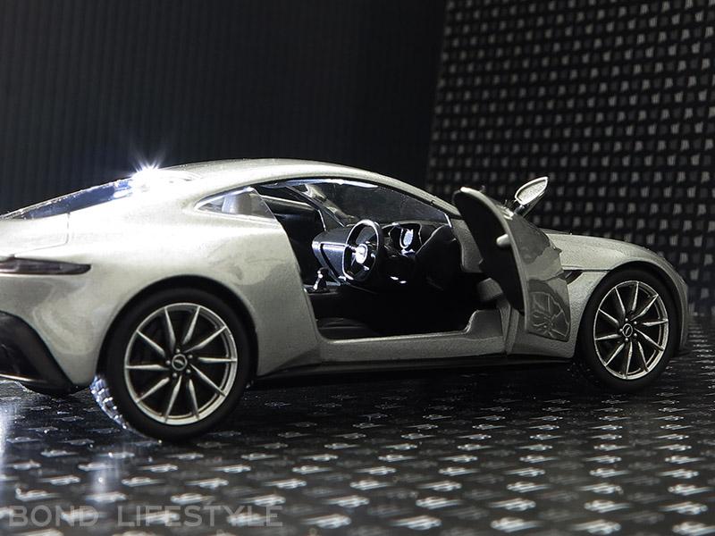 Corgi Launches James Bond Aston Martin DB Scale Bond Lifestyle - Aston martin db 10
