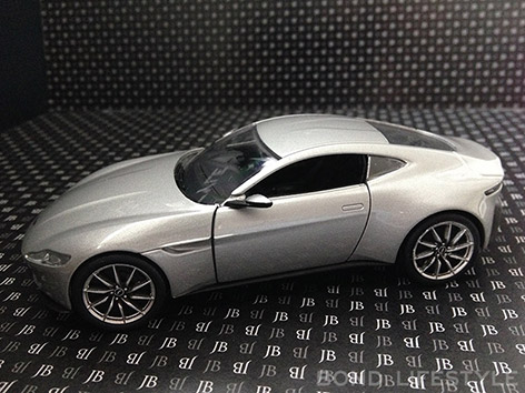 Corgi Aston Martin DB10 1 36 left