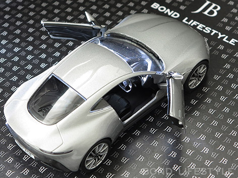 Corgi Aston Martin DB10 1 36 top open