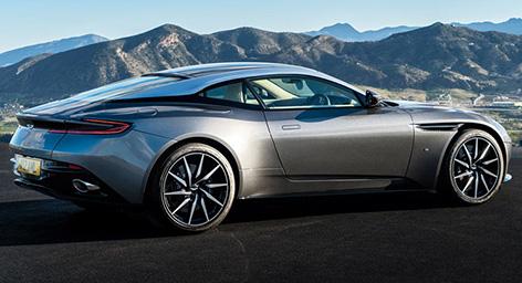 Bond Lifestyle Aston Martin