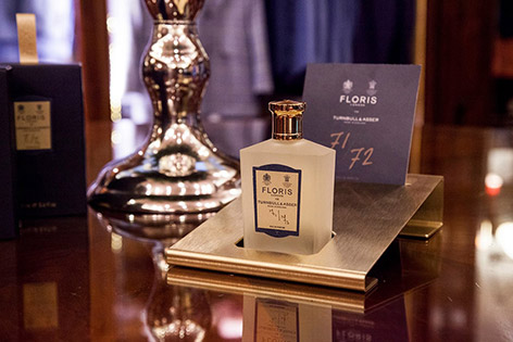 Floris Turnbull & Asser 71 72 Fragrance Eau de Parfum