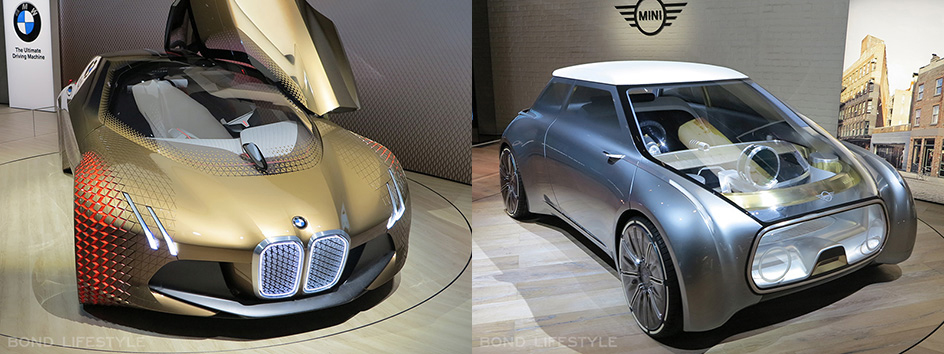 BMW and Mini Vision Next 100 Roundhouse London