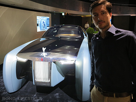 Rolls-Royce Vision Next 100 103EX Roundhouse BMW