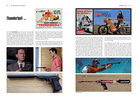 007 magazine gun weapon 2
