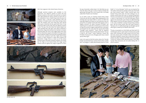 007 magazine gun weapon 3