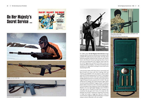 007 magazine gun weapon 4