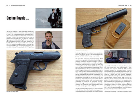 007 magazine gun weapon 6