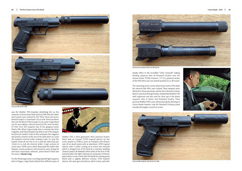 007 magazine gun weapon 7