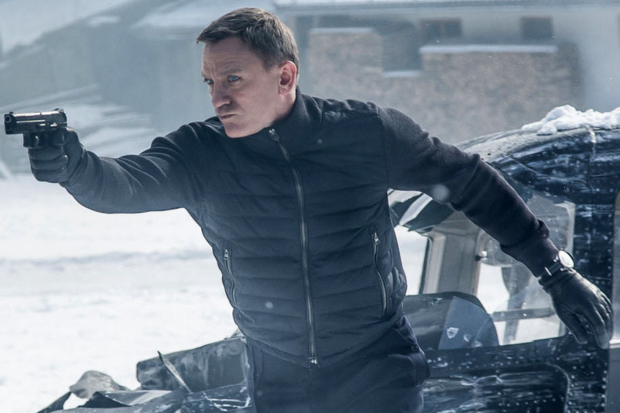 Tom Ford Spectre Jacket Available Again Bond Lifestyle
