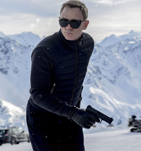 james bond spectre jacket promotional photo SPECTRE