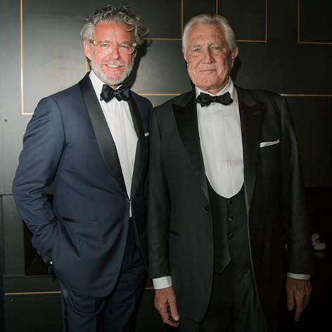 george lazenby and david mason
