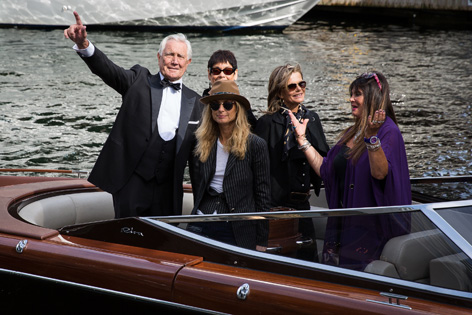 james bond oslo george lazenby bond girls riva speedboat